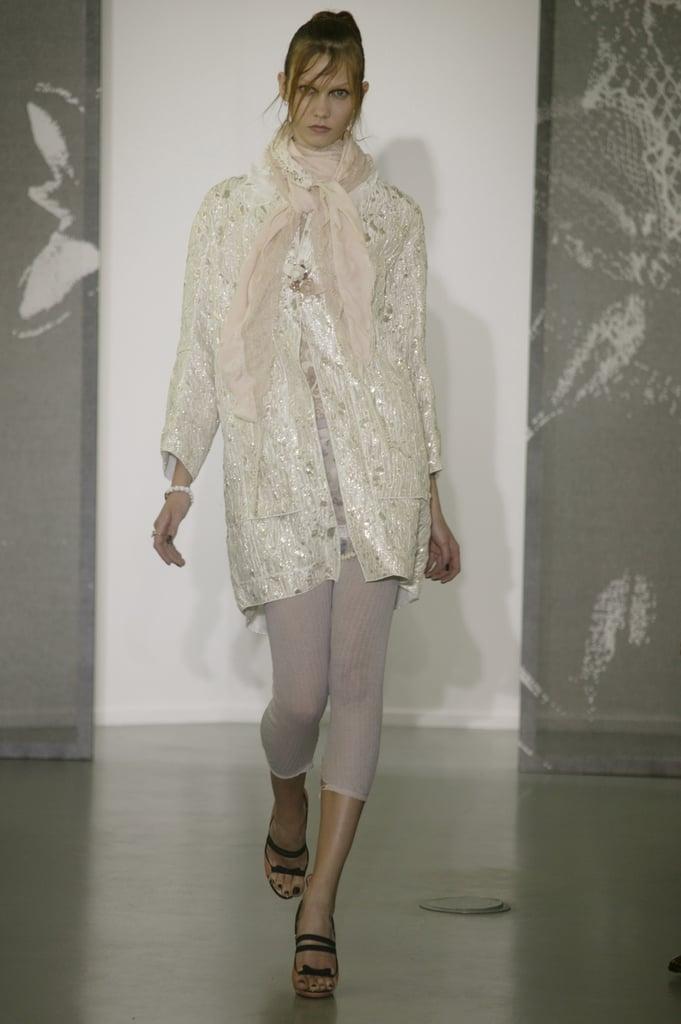 Paris Fashion Week: Nina Ricci Spring 2010