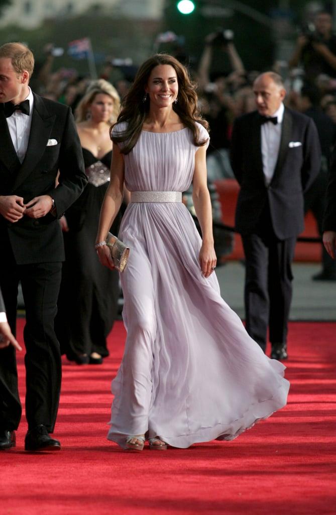 BAFTAs Gala in Los Angeles, July 2011