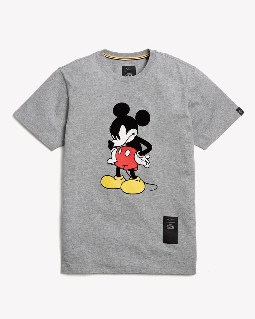 Determined Mickey Tee
