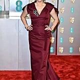 Amy Adams at the 2019 BAFTA Awards