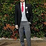 Liam Payne Channels Monopoly Man at Royal Ascot 2019