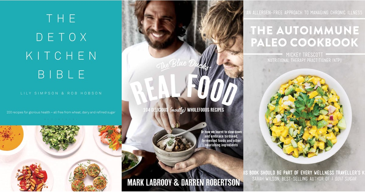 Best healthy cookbooks to buy popsugar fitness australia forumfinder Choice Image