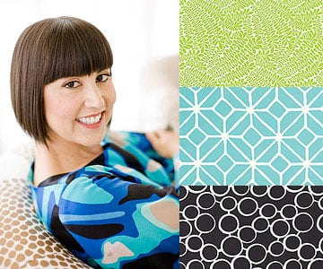 Nice and New: Trina Turk Outdoor Fabrics for Schumacher
