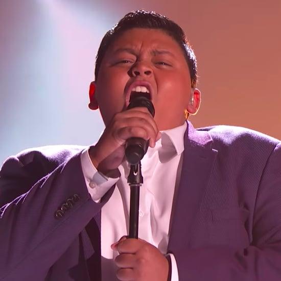 "Luke Islam ""You Will Be Found"" on America's Got Talent"