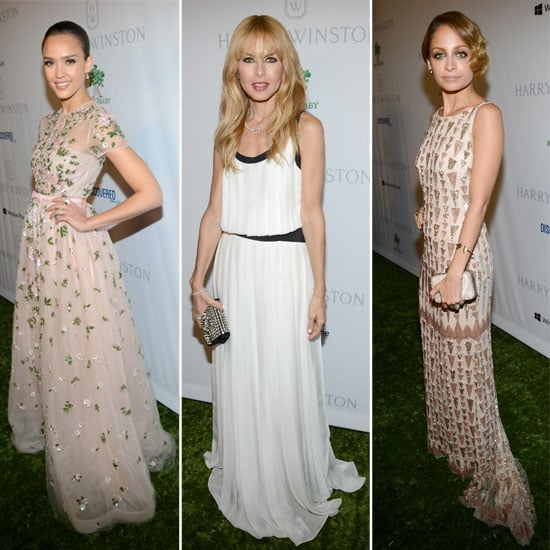 Nicole Richie, Jessica Alba & more glam up for Baby2Baby