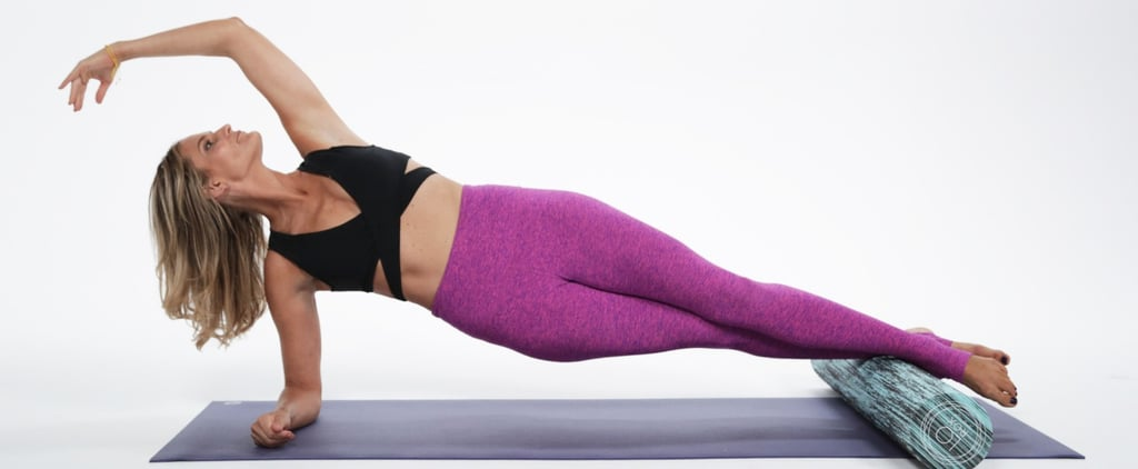 10 Ab Exercises Using a Foam Roller