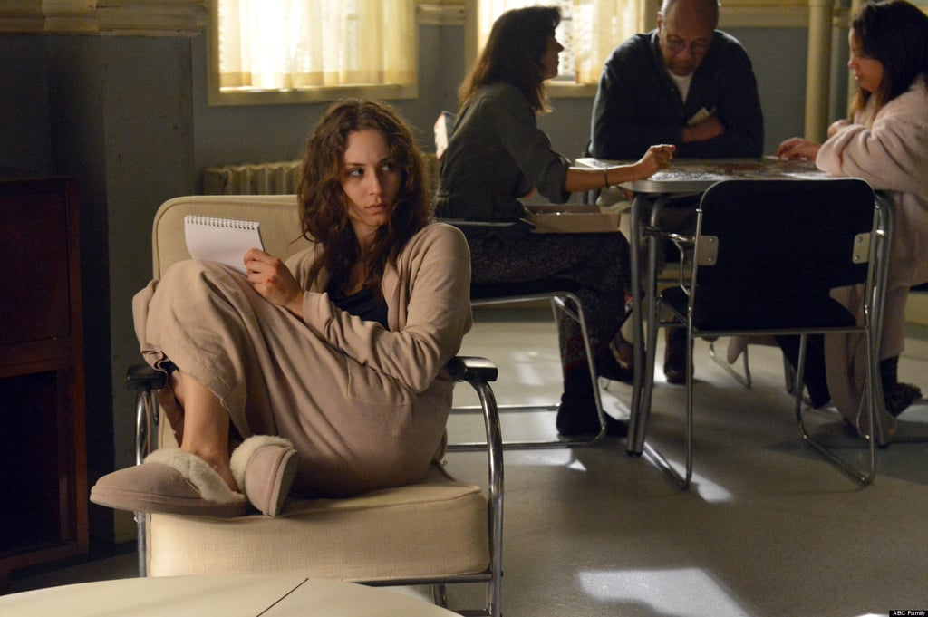 Spencer Hastings (as a Radley Patient)