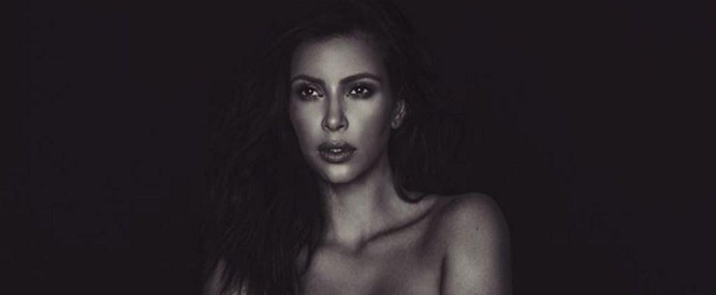 Kim Kardashian Naked Instagram Photos