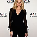 Khloe Kardashian With Medium-Length In 2016