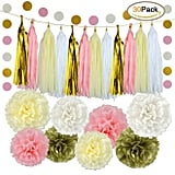 30-Piece Party Decoration Set ($14)