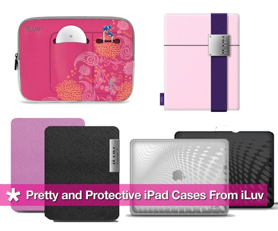 iPad Cases from iLuv