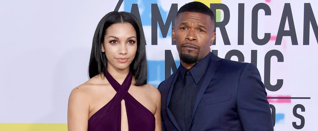 Jamie Foxx Is the Proudest Dad on the AMAs Red Carpet