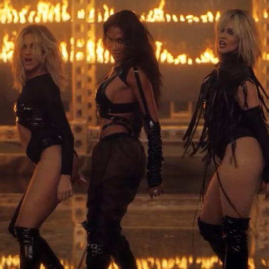 "The Pussycat Dolls ""React"" Music Video"