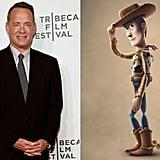Tom Hanks as Woody