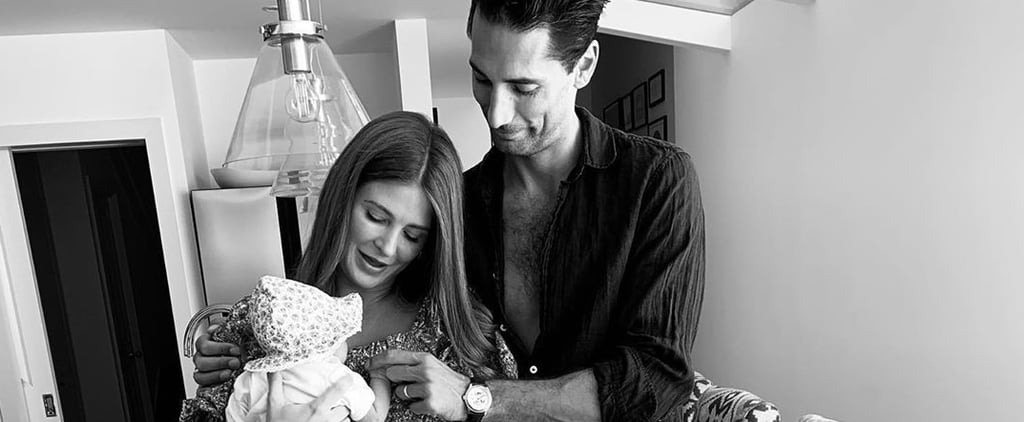 Millie Mackintosh Shares First Photo of Daughter Instagram