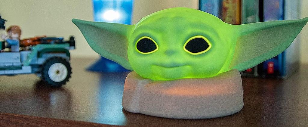 Buy a Baby Yoda The Child LED Night Light on Amazon