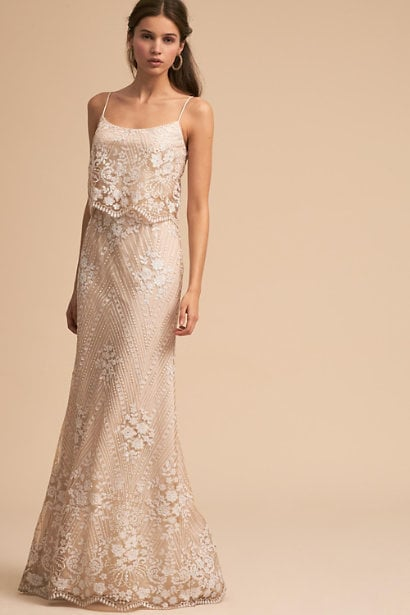 b7bf5bc6 This darling lace BHLDN Arden Dress ($250) is so delicate ...