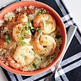 Paleo Shrimp and Grits