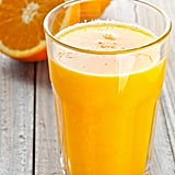 How much juice should you drink per week?