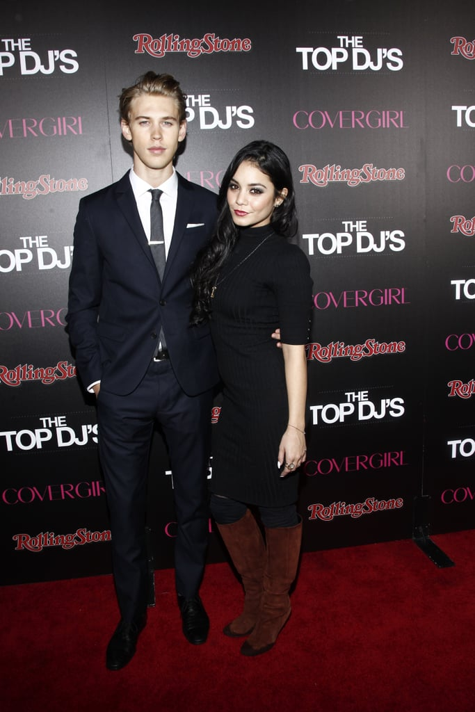 The two showed off their chemistry at a Rolling Stone and Covergirl event in NYC in November 2012.