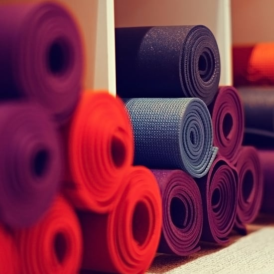 26 Ways to Reuse Your Old Yoga Mat