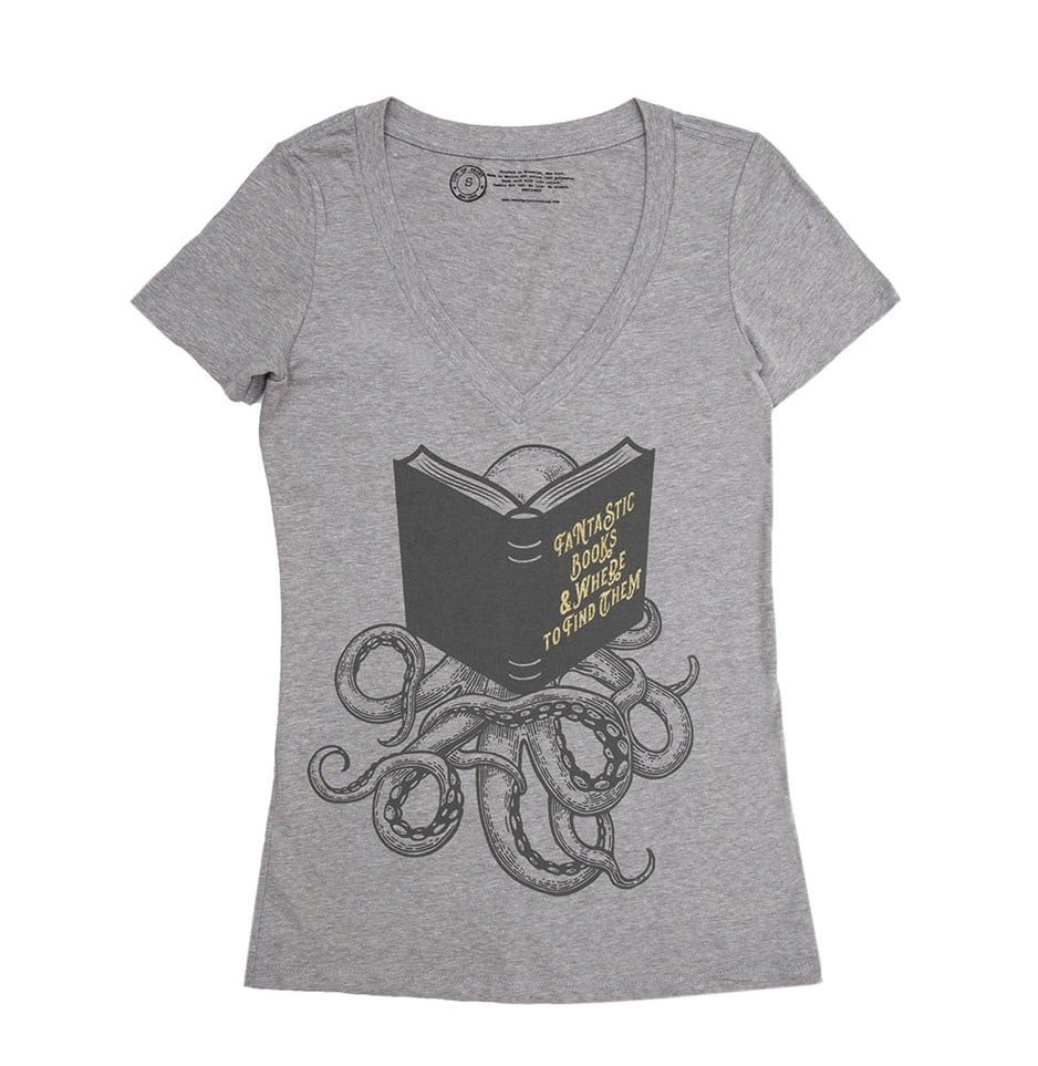 Harry Potter Out of Print Clothing Line