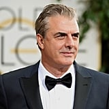 Chris Noth brought a seriously sexy side to the Globes.