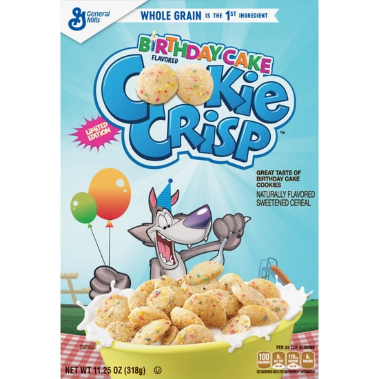 What Is Birthday Cake Cookie Crisp?
