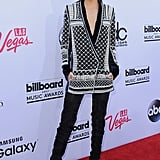 Kendall Took the 2015 Billboard Music Awards Red Carpet in an Oversize Blazer
