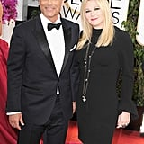 Rob Lowe and his wife, Sheryl Berkoff, hit the red carpet together.