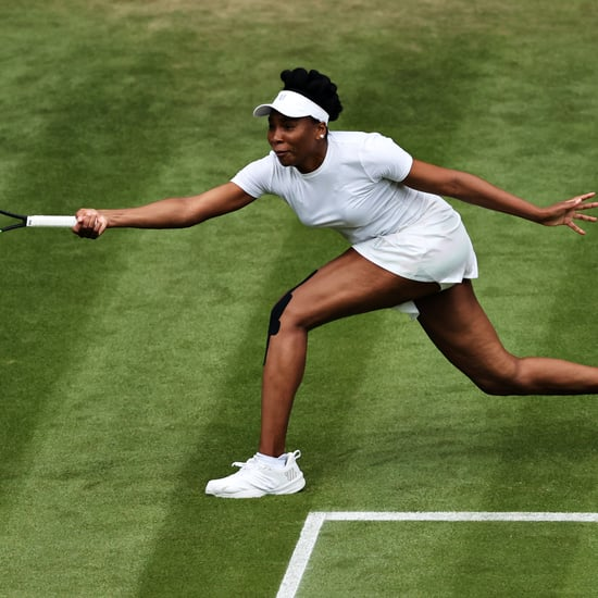 Try Venus Williams's 17-Minute Abs and Butt Workout