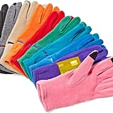 TravelSmith Women's Touch-Sensor Fleece Gloves