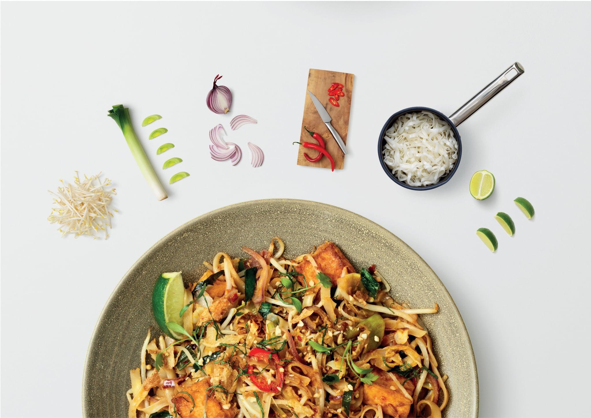 Wagamama Yasai Pad Thai Recipe | POPSUGAR Middle East Food