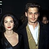 Winona Ryder's Long Bob, 1991