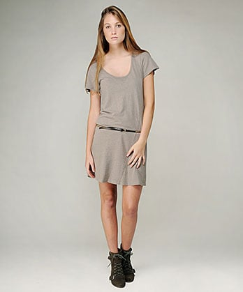 A Slouchy T-Shirt Dress