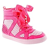 Gap Kids Perforated Hi-Top Sneakers