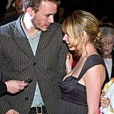 41 Pictures of Heath and Michelle That Will Break Your Heart All Over Again