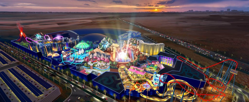 IMG Worlds of Legends to Open in Dubai