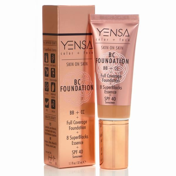 Skin On Skin BC Foundation