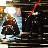 Lego Constructable Action Figures Darth Vader