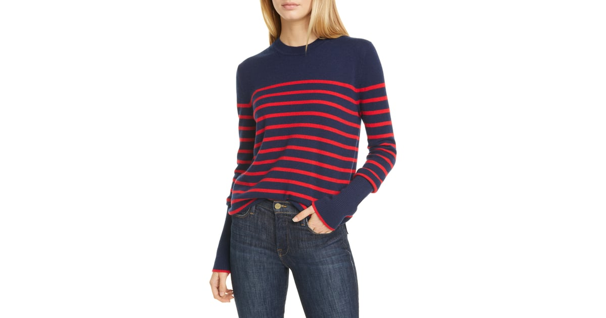 La Ligne AAA Lean Lines Cashmere Sweater | 50+ Products Our