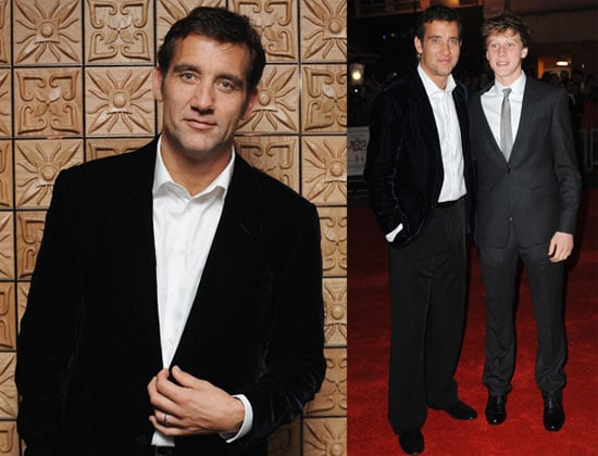 Photos of Clive Owen And Sarah-Jane Fenton Premiering The Boys Are Back in London 2009-10-22 15:00:04