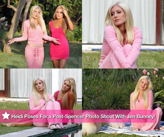 Pictures of Heidi Montag Without Spencer Pratt in LA