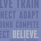 Believe Training Journal (Lavender Edition)