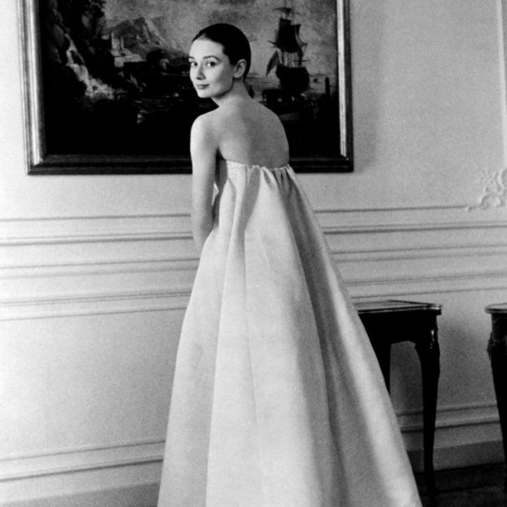 Audrey Hepburn Wearing Givenchy | POPSUGAR Fashion