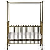 Staright Canopy Convertible Crib ($1,550)