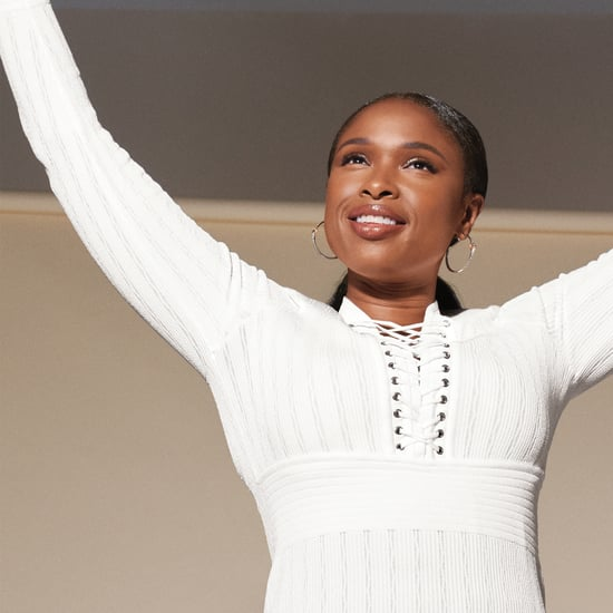 Jennifer Hudson Self-Care in 2020 Beauty Interview