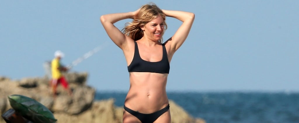 Sienna Miller Bikini Pictures in Mexico March 2019