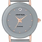 Armitron Gray Strap Watch