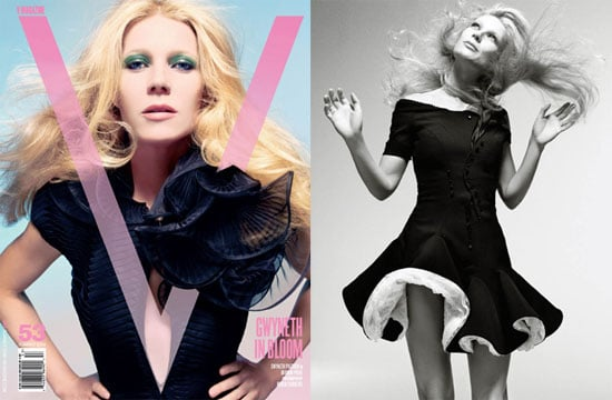 Gwyneth Paltrow For V Magazine Summer 2008